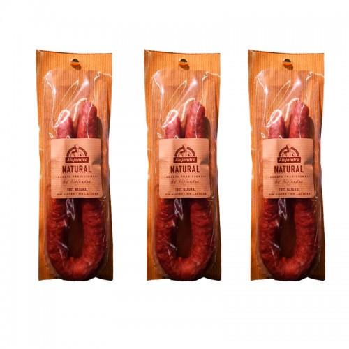 Chorizo Dulce (Natural)