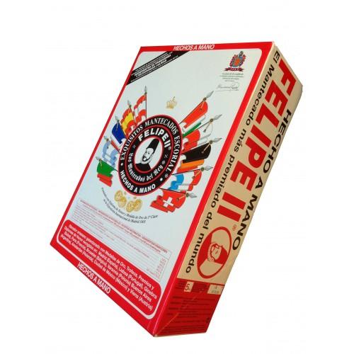 Mantecados Felipe II Caja de 5Kg