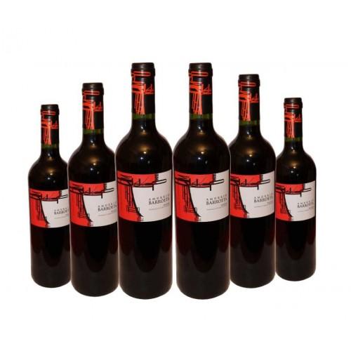 Vino Tinto Denominación de Origen Rioja