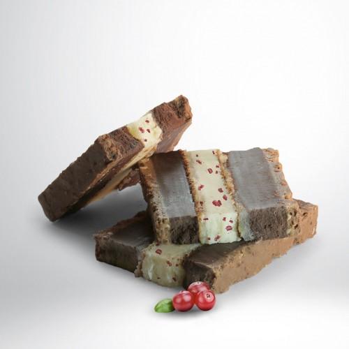 Turrón Con Yogur y Grosellas - Pack 2 Turrones