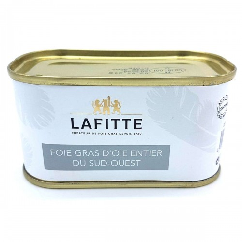 Foie Gras de Oca Lafitte 130 grs.