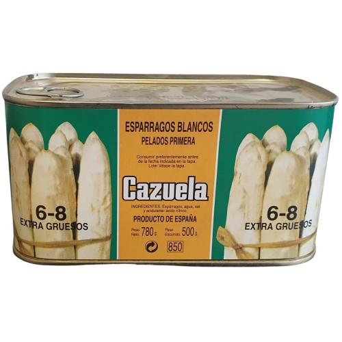Espárragos de Navarra - Especial 6 - 8 Frutos