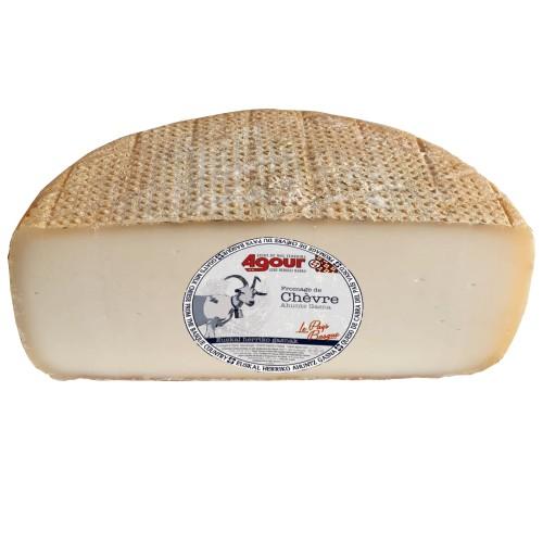 Queso de Cabra del País Vasco Frances - Agour - Medio Queso