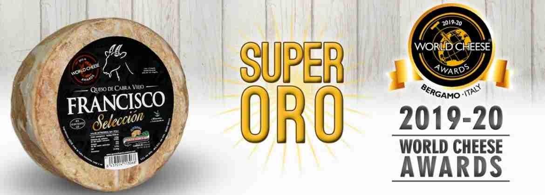 Queso de Cabra Viejo Extremeño Selección Ganador Super Oro